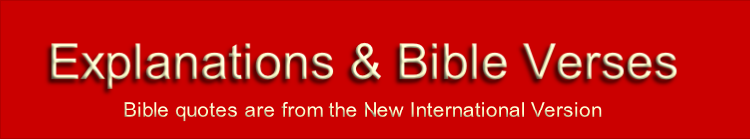 Bible quotes are from the New International Version